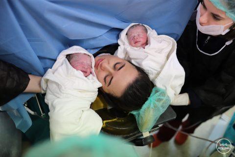 Elif ve Melis'in Öyküsü – Doğum